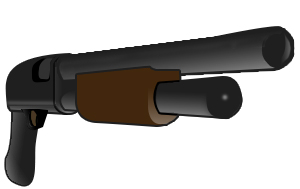 Shotgun Panel by karbonkirby