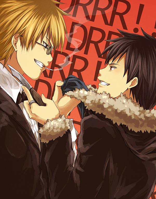 DRRR - I frickin' hate you by nuriko-kun