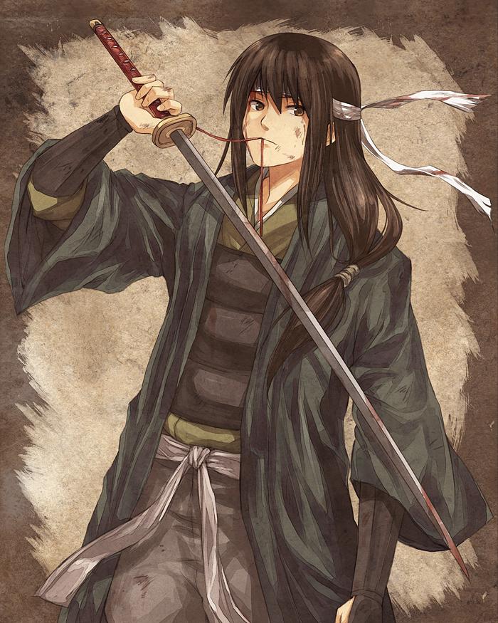 Gintama Katsura