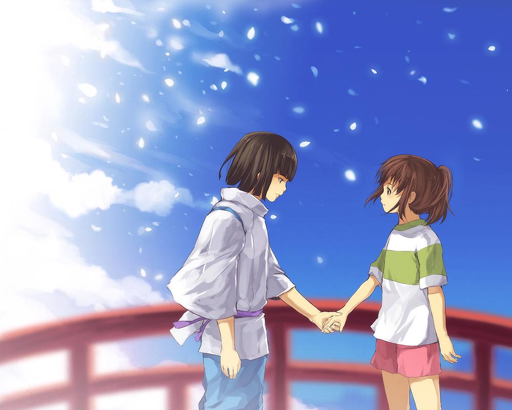 Spirited Away by nuriko-kun