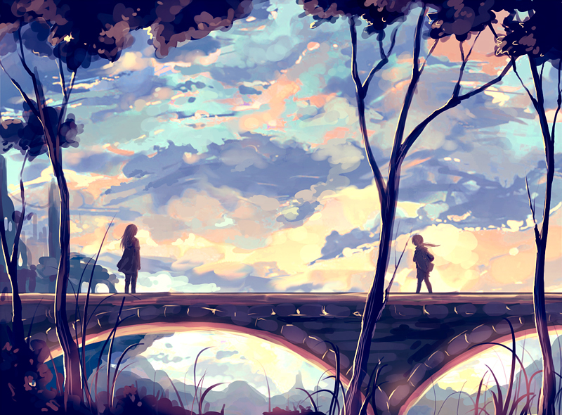 Coming Home by nuriko-kun