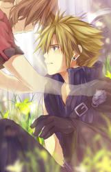 FF - Not Alone by nuriko-kun