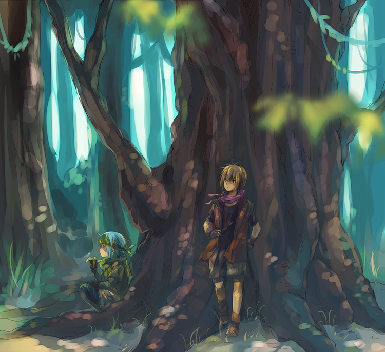 Woodland by nuriko-kun