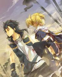 The Second Assault by nuriko-kun