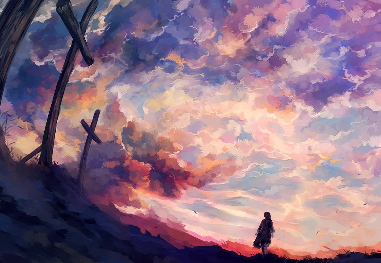 the greatest love by nuriko-kun