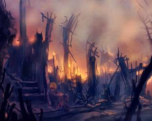 The Pyromaniac by nuriko-kun