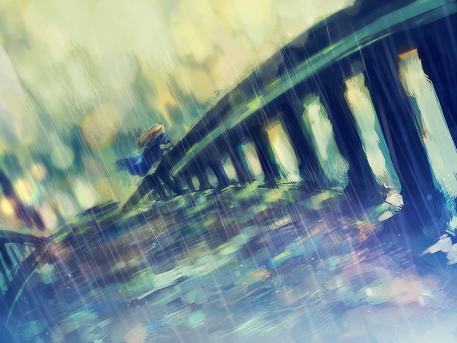 Rainy Season by nuriko-kun