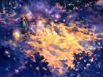 The boy who chased fireflies