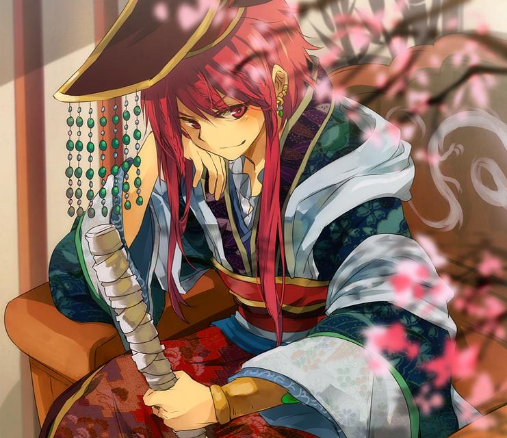 Magi - Emperor Kouha by nuriko-kun