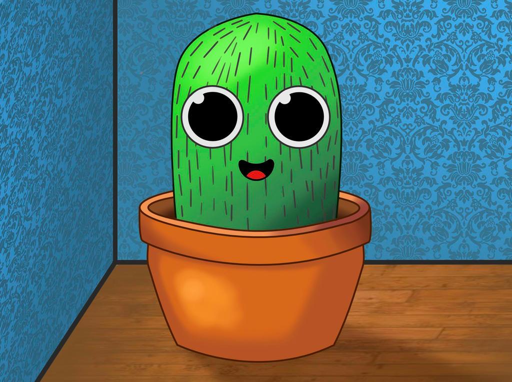 Cute Cacti by Carptalk369