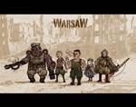 Warsaw by Adrian-Bloch