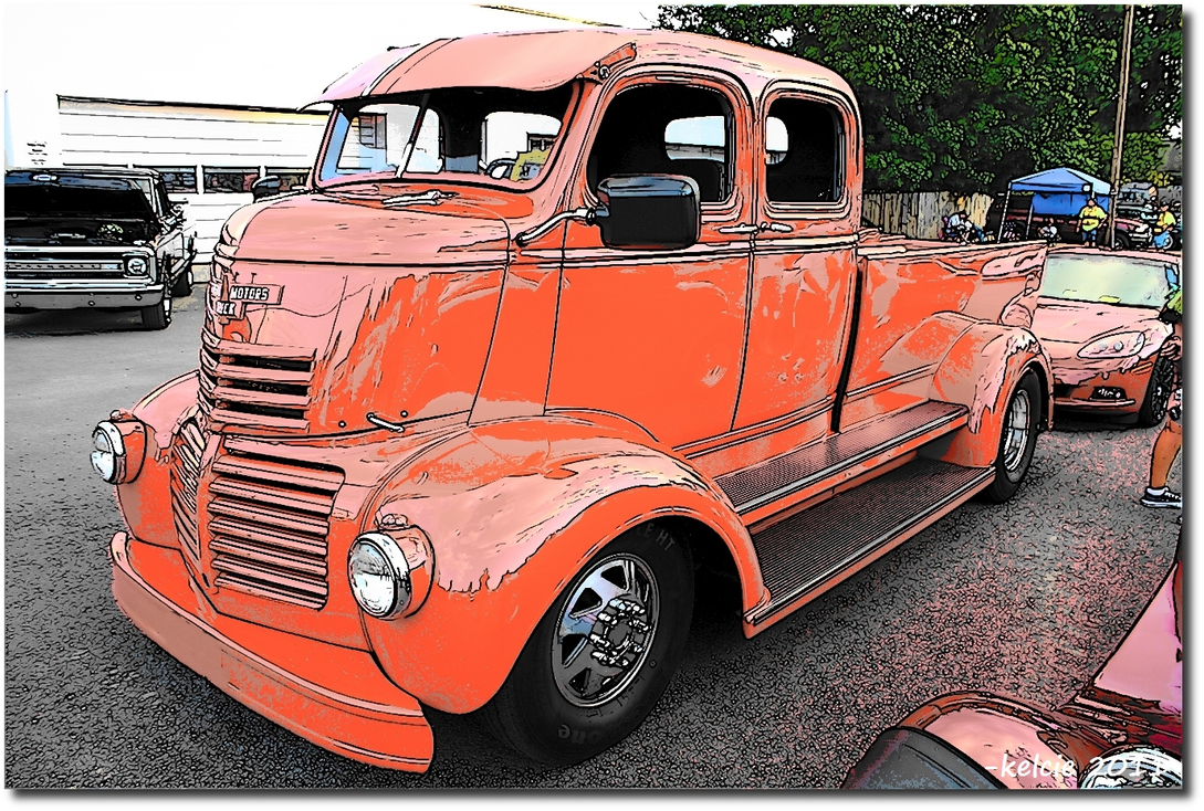 Gmc Cabovergmc Cabover By Blurwing On Deviantart 1941 Coe Truck