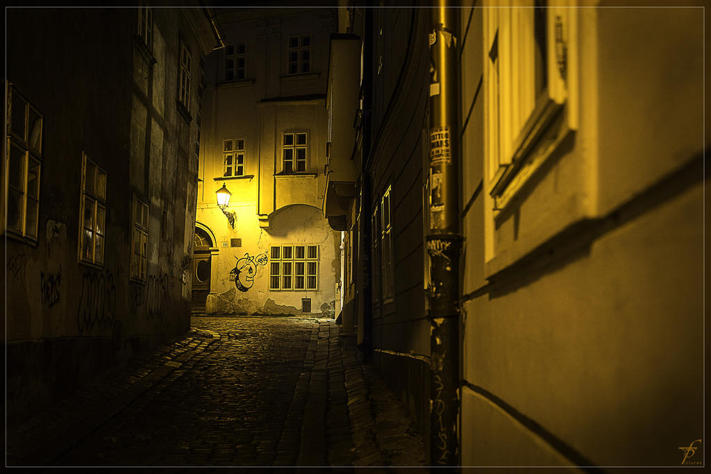 Bratislava from day to night 13 by ferobanjo