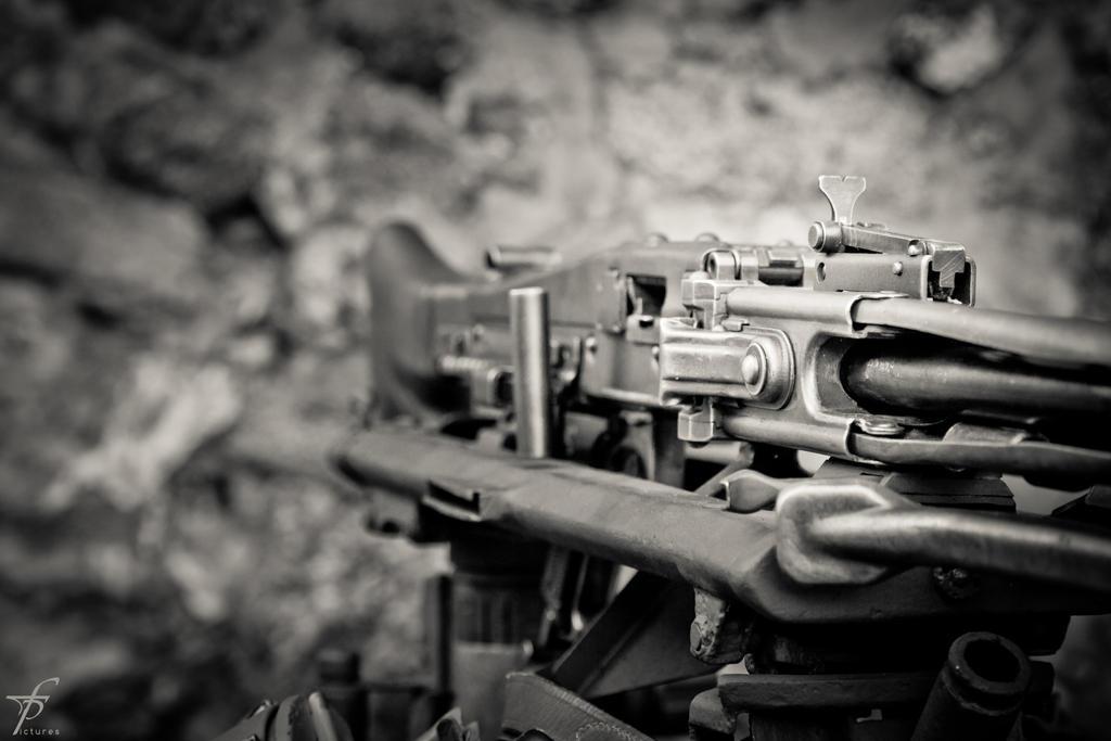 Weapons of World War II 2 by ferobanjo