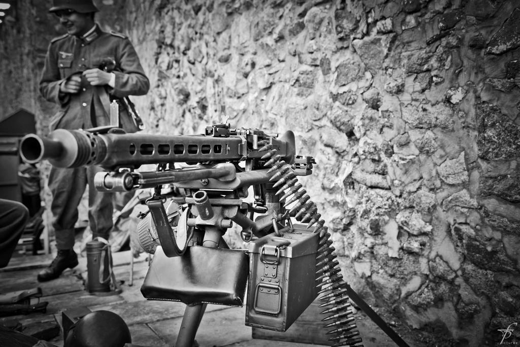 Weapons of World War II 5 by ferobanjo
