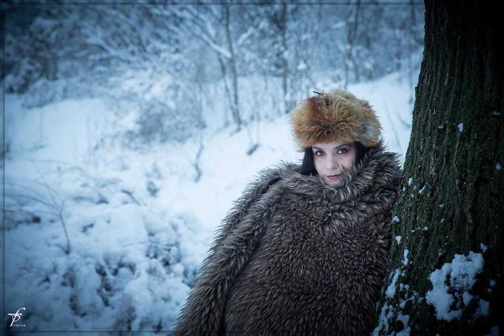 #lenka Blue Winter 8 by ferobanjo