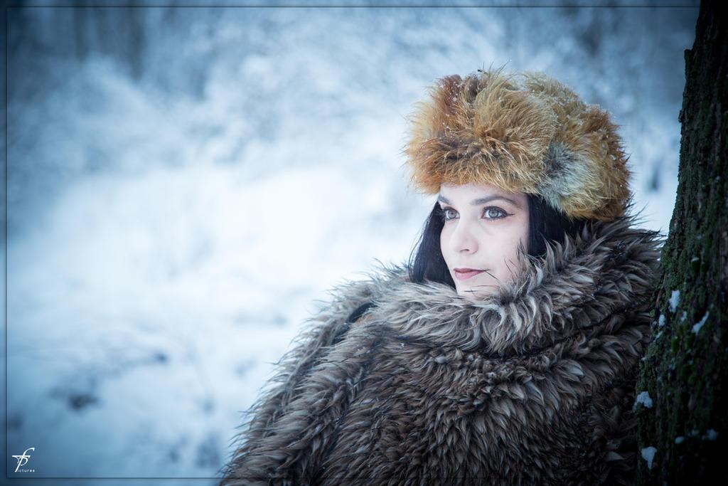 #lenka Blue Winter 9 by ferobanjo