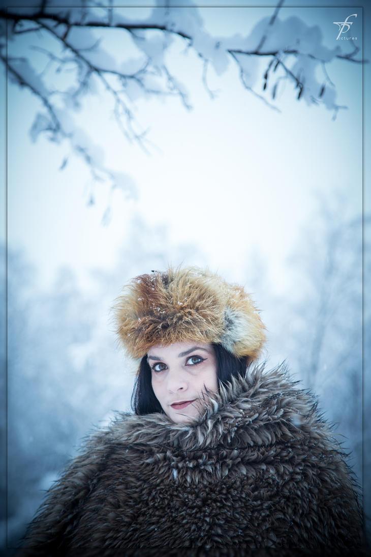 #lenka Blue Winter 10 by ferobanjo