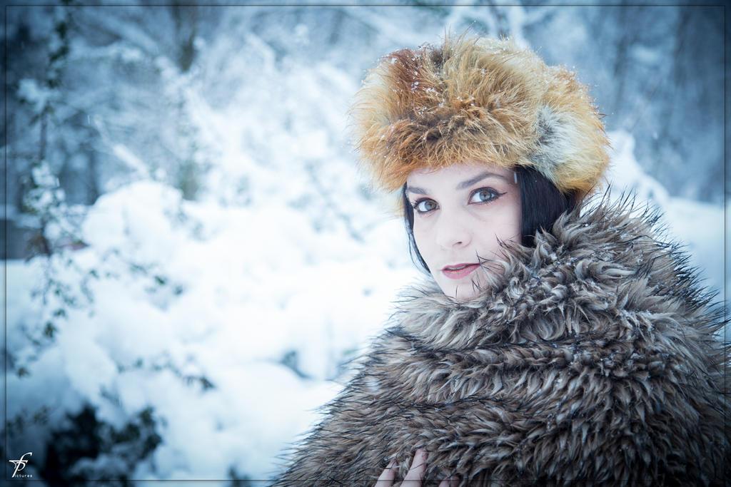 #lenka Blue Winter 11 by ferobanjo