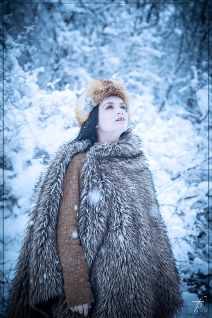#lenka Blue Winter 13 by ferobanjo