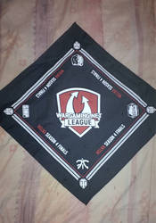 Wargaming PaxPrime 2014 twitch stream prize by knightr33