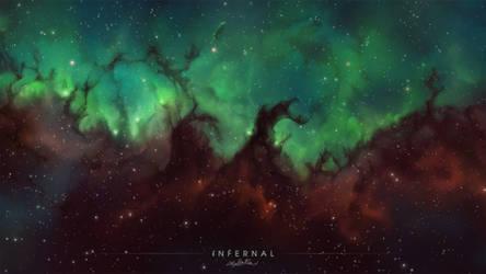 Infernal Nebula by layerZero