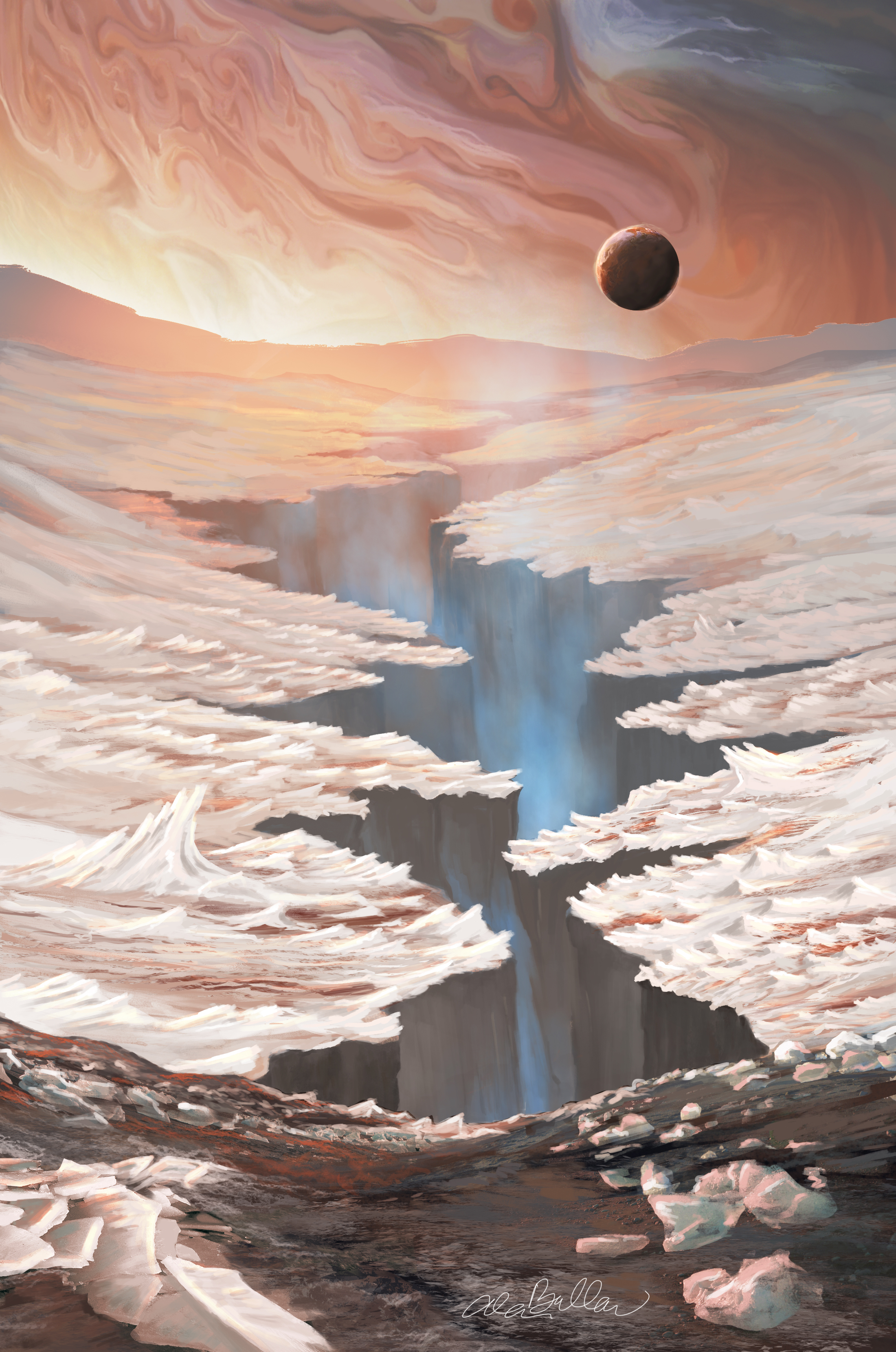 A Vision from Europa