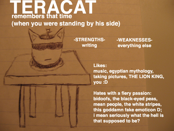 Teracat's Profile Picture