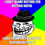 Funny MRA: Because Blame Sounds Ugly