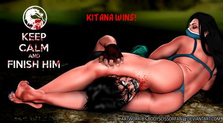 Kitana by bodyscissorfan