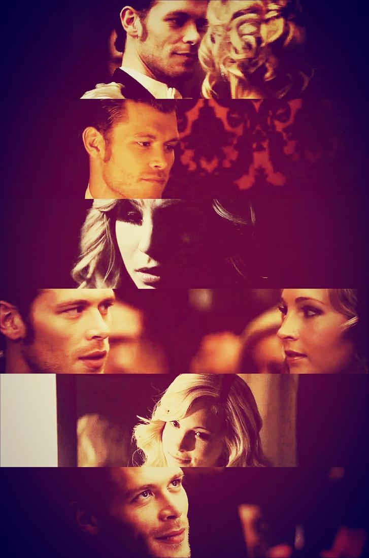 Klaus and Caroline by ...