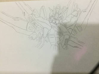 Another Mediocre Practice: Strike Freedom by Azerua