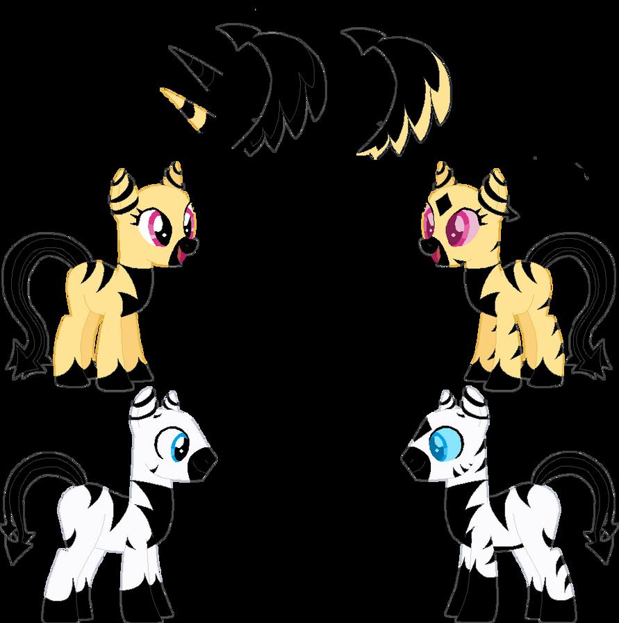 ArrowHead Pony Species by Pokemonmaster704