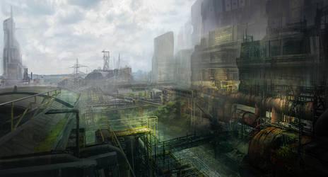 Factory by Orelf