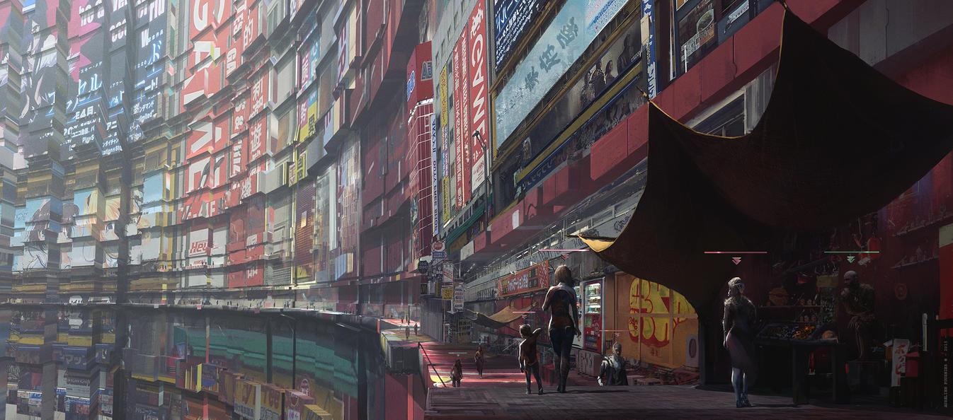 City of Newcrest by Orelf