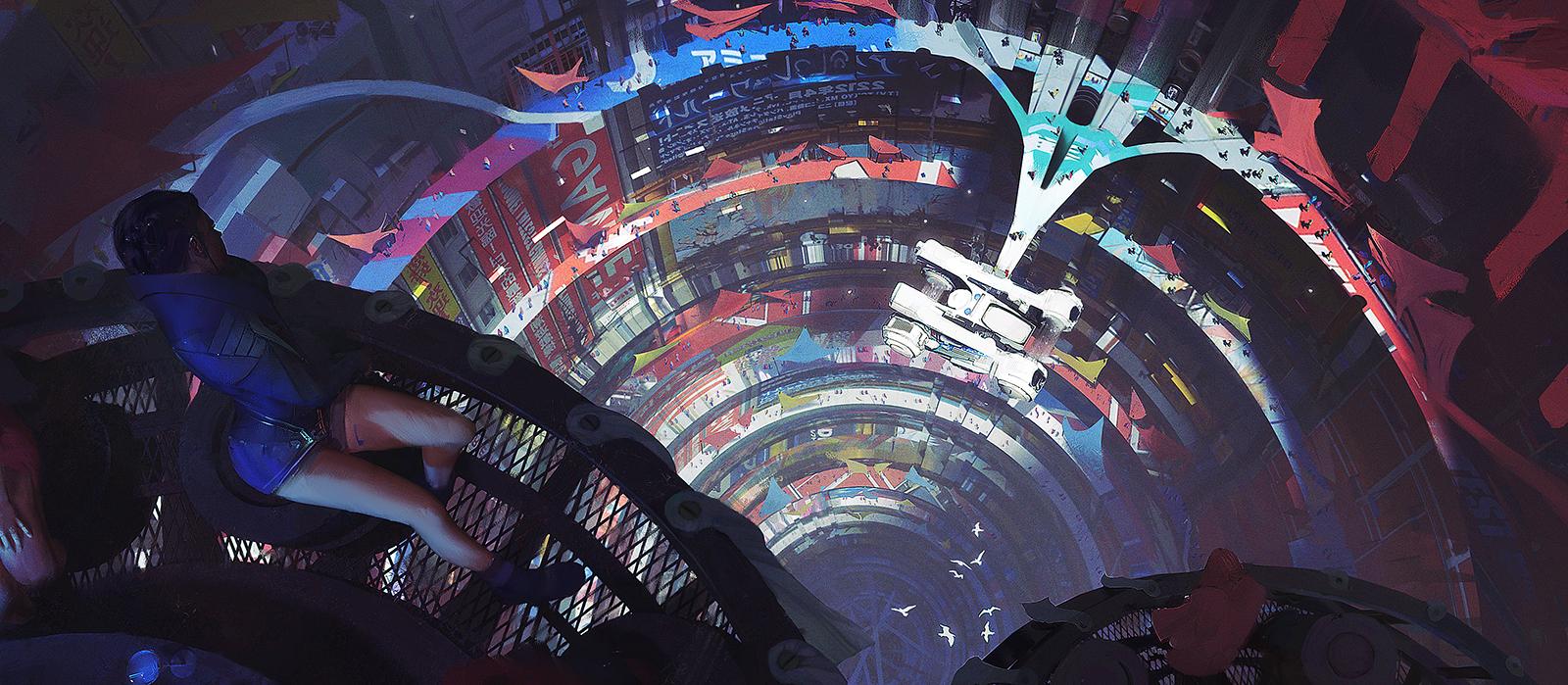 City of newcrest 2 by Orelf
