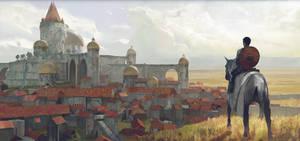 Greenhill Citadel by Orelf