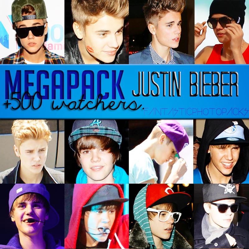 +Dia 3. Justin Bieber- by FantasticPhotopacks