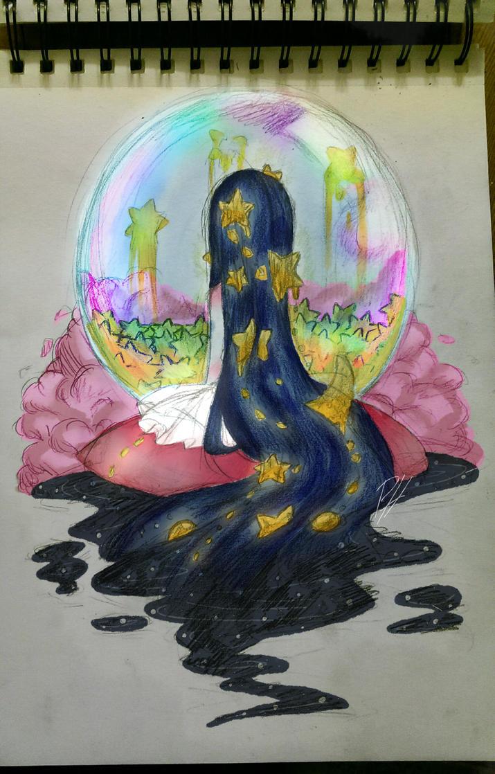 [Stars] by Pandora-Honeyy-Kun