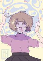 [Drowned] by Pandora-Honeyy-Kun