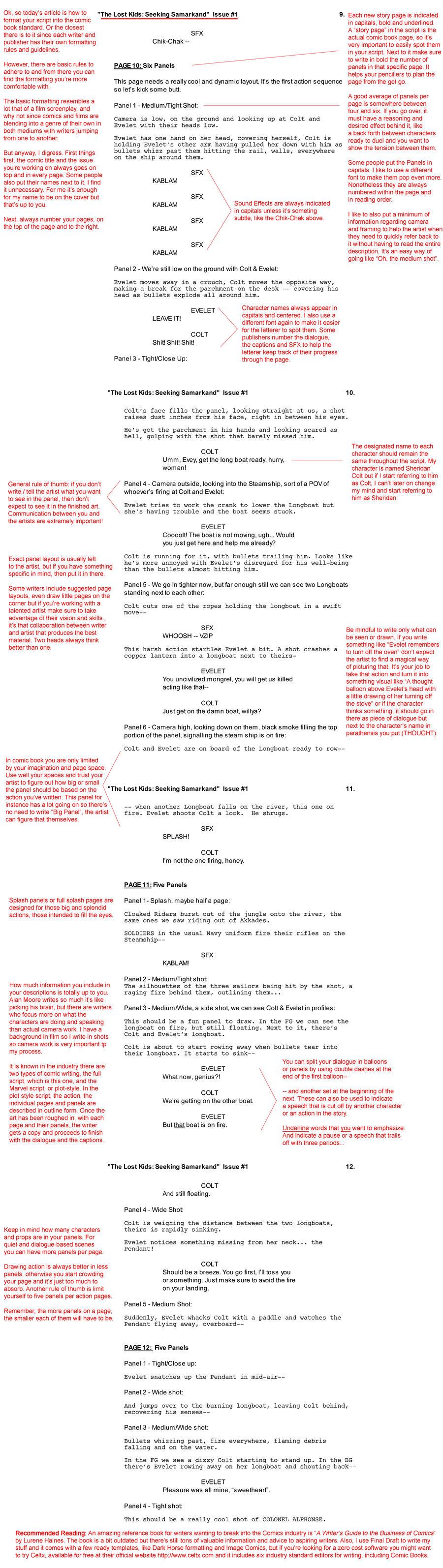 Writing 301: Formatting by FelipeCagno