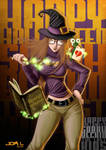 Bewitched Sarah by Jorgesuke