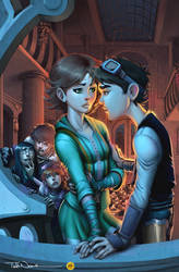 Lost Kids by Todd and Clonerh