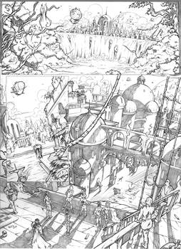 Lost Kids Pencils done!