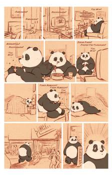 321: Fast Comics - We got Pandas!
