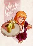 Promo Art for 321: Fast Comics