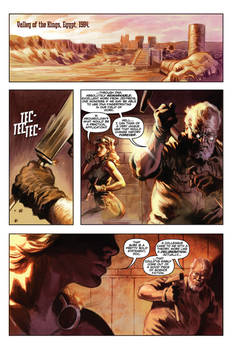 321: Fast Comics - Treasure Hunting!