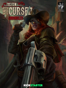 The Chronicles of The Few and Cursed now available