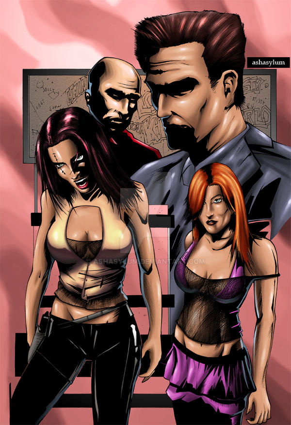 noir 12 by ashasylum
