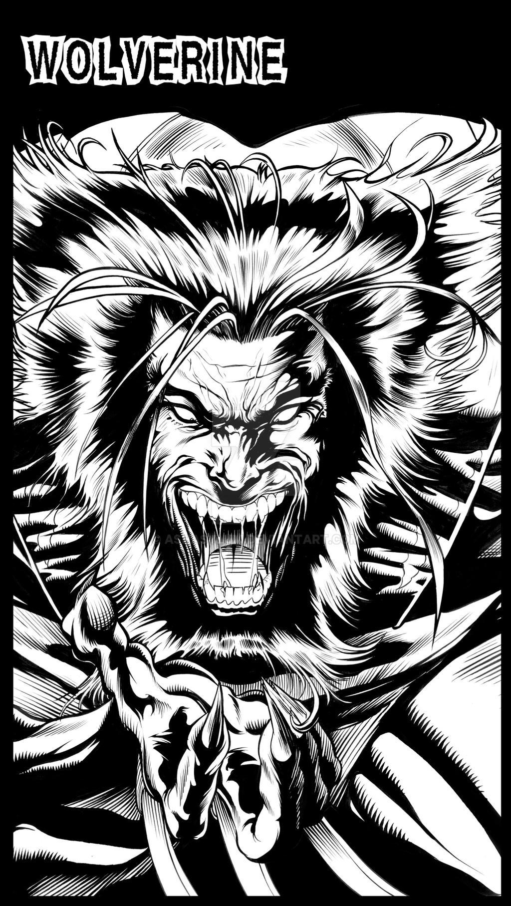 wolverine 2 by ashasylum